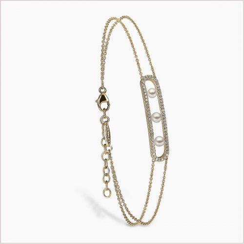 Yoko London Sleek Bracelet