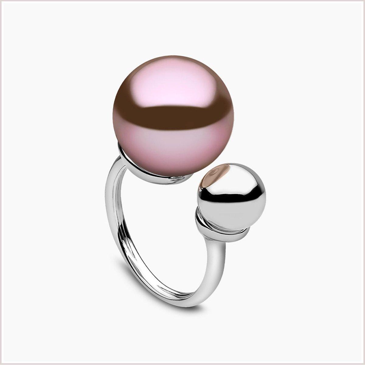 Yoko London Novus Freshwater Pearl Ring