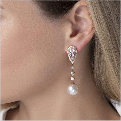 Yoko London Kaleidoscope Earrings