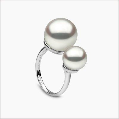 Yoko London Novus South Sea Pearl Ring